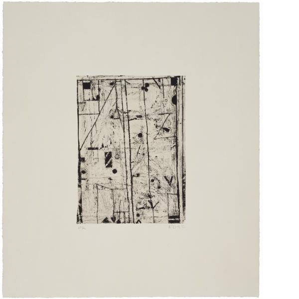 Richard Diebenkorn, Untitled #1, 1993