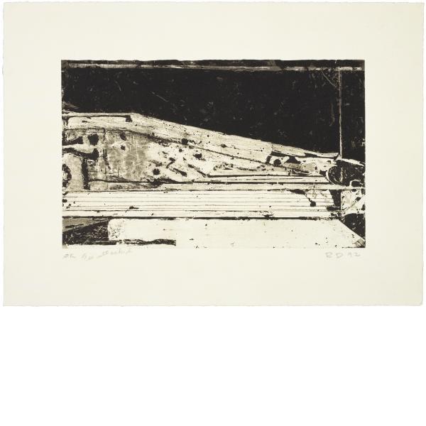 Richard Diebenkorn, Untitled #3, 1993