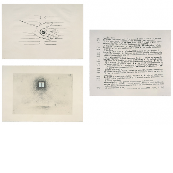 Robert Gober, Untitled, 2000, Available as part of a set only.