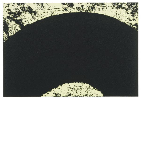 Richard Serra, Paths And Edges #10, 2007
