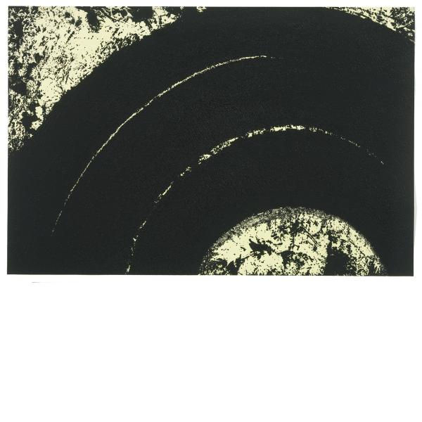 Richard Serra, Paths And Edges #13, 2007