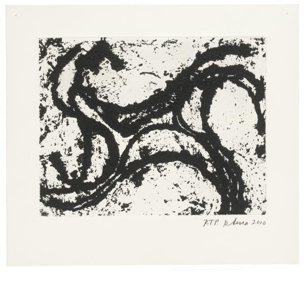 Richard Serra, Junction #10, 2010
