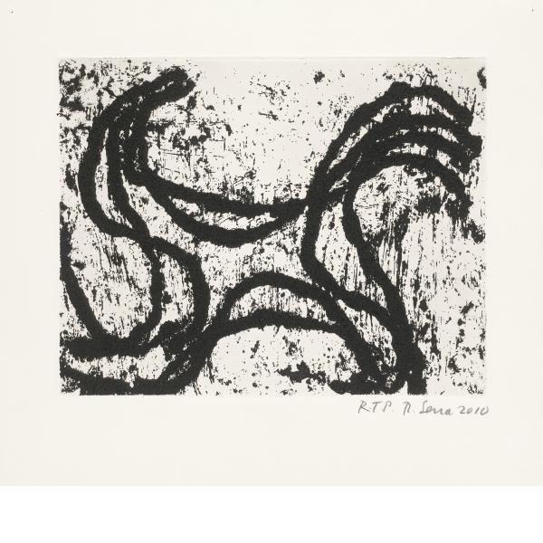 Richard Serra, Junction #13, 2010