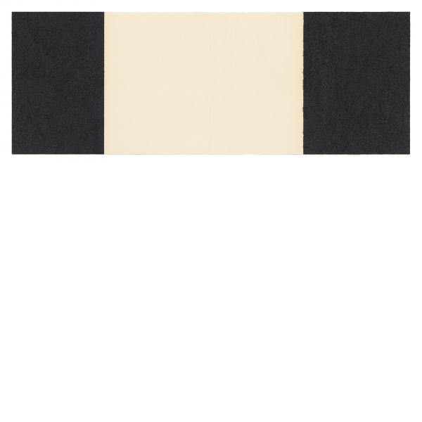 Richard Serra, Horizontal Reversal III, 2017