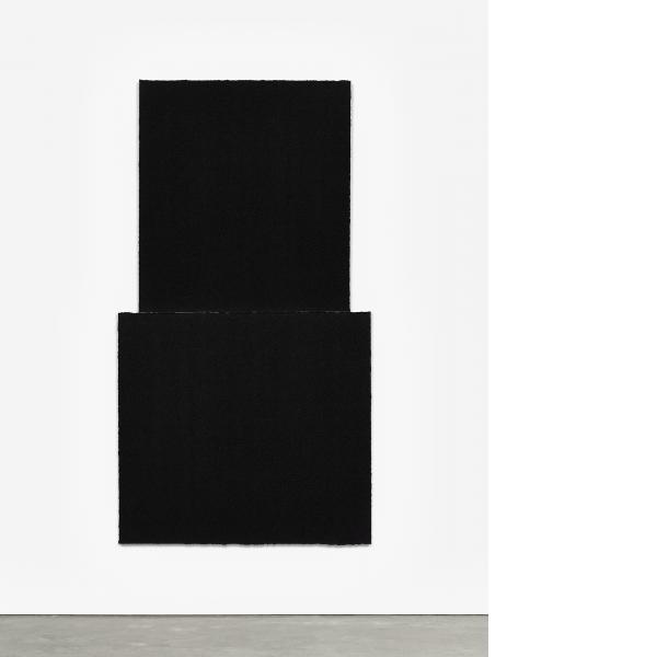 Richard Serra, Equal II, 2018