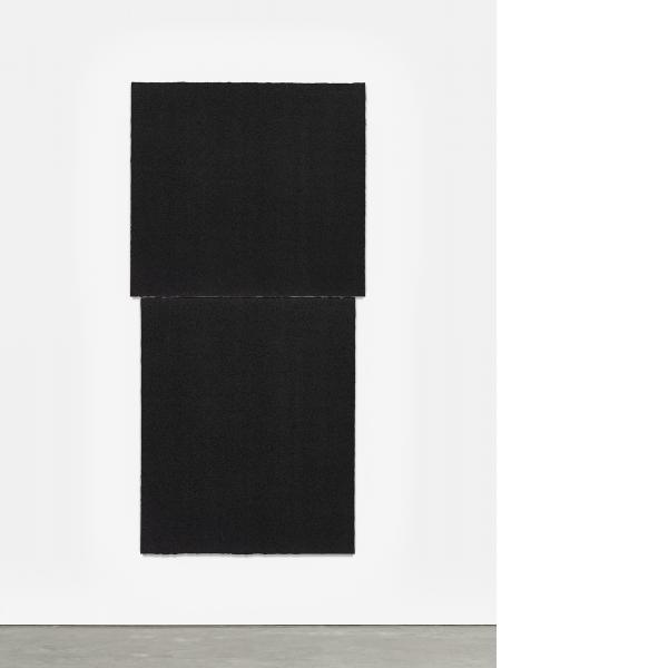 Equal IV, 2018Richard Serra,