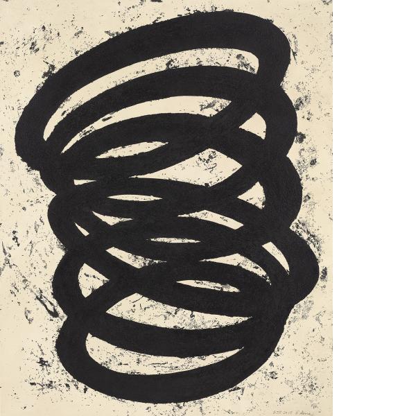Richard Serra, Finally Finished IV, 2018
