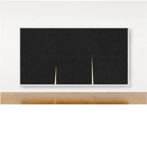 Richard Serra, Double Rift III, 2018