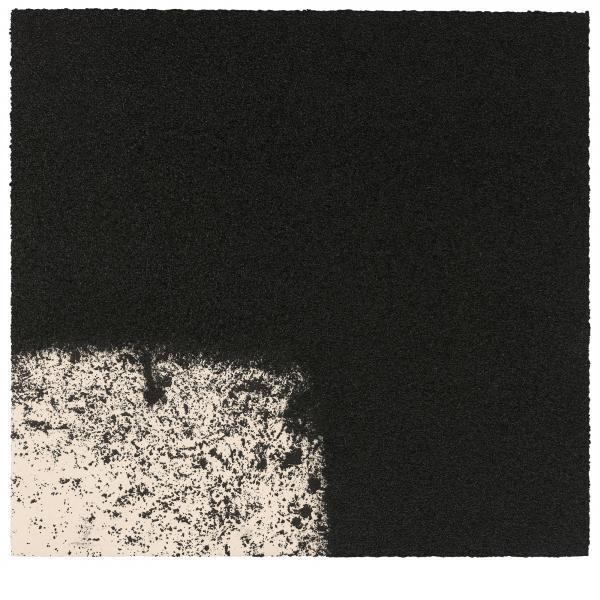 Richard Serra, Right Angle III, 2019