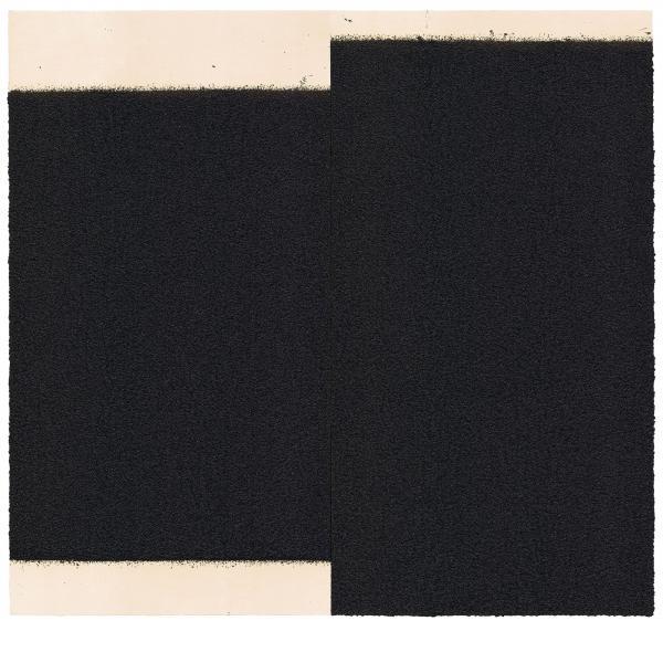 Richard Serra, Backstop I, 2021
