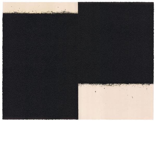 Richard Serra, Backstop II, 2021