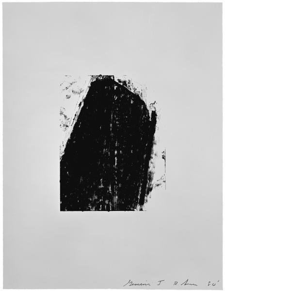 Richard Serra, Out The Window At The Square Diner, 1981