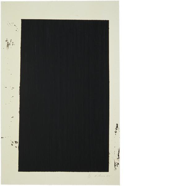 Richard Serra, Robeson, 1985