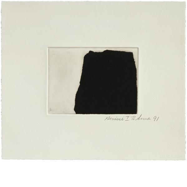Richard Serra, Videy Afangar #1, 1991