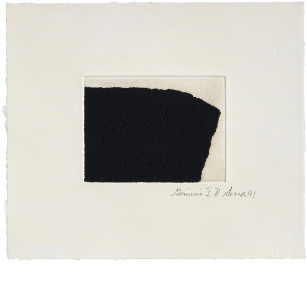 Richard Serra, Videy Afangar #7, 1991