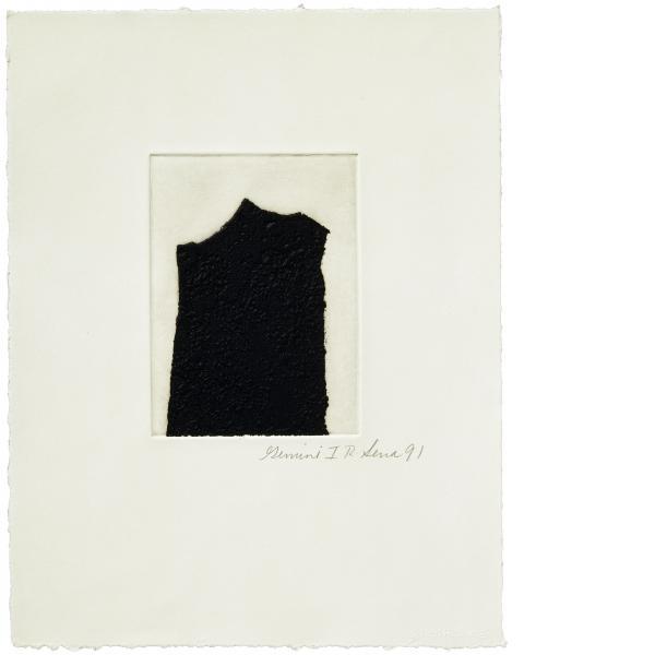 Richard Serra, Videy Afangar #9, 1991
