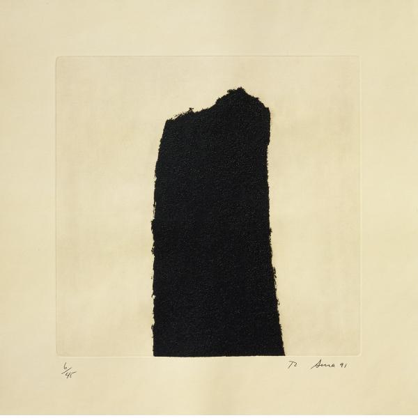 Richard Serra, Heimaey III, 1991