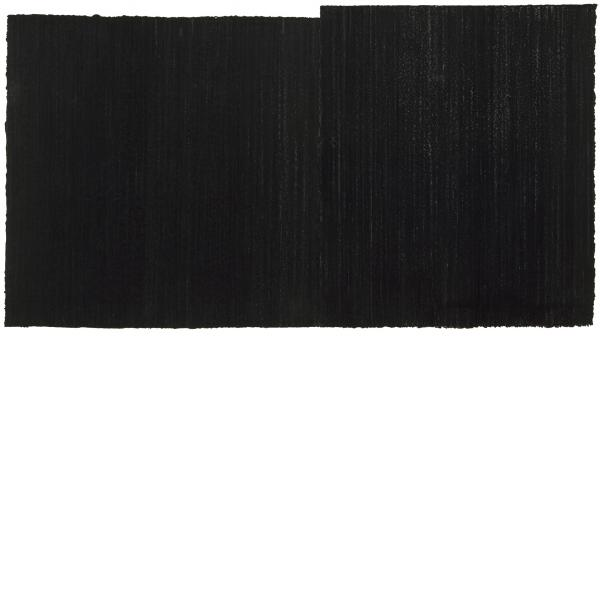 Richard Serra, Double Black, 1991