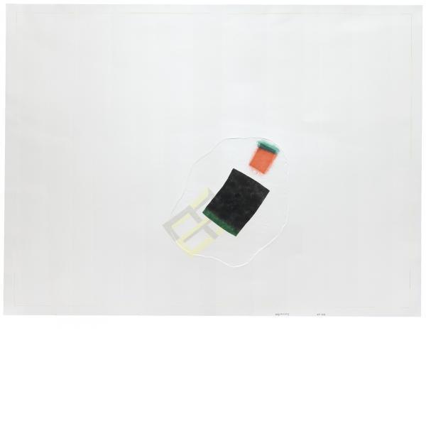 Richard Tuttle, Metal Shoes, 6, 2009