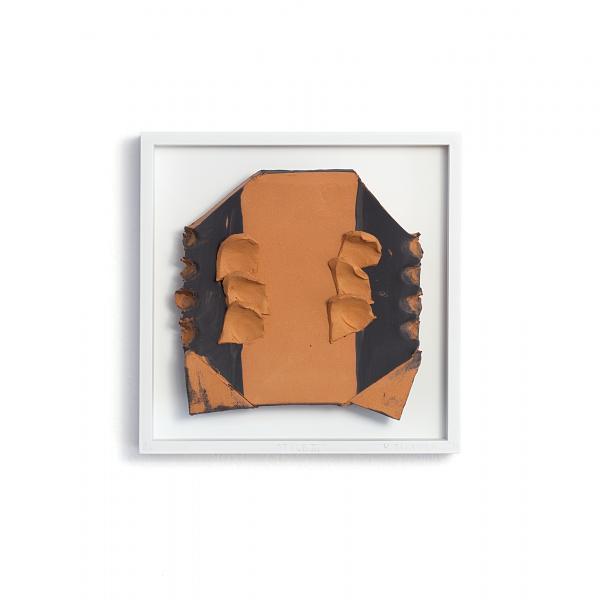 Richard Tuttle, Tile, III (six inches), 2011