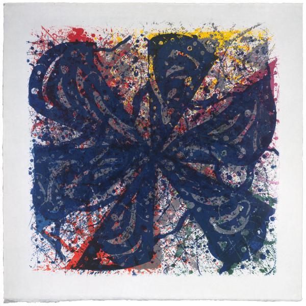 Sam Francis, Untitled, 1979