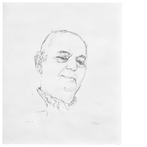 William Crutchfield, Ira Gershwin, 1972