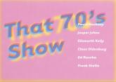 That 70s Show Announcement Card