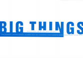 Big Things 1998 Announcement Card