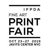 IFPDA Fine Art Print Fair 2019 logo