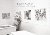 "Bruce Nauman ""Soft Ground Etchings"" and ""Infrared Outtakes"" Announcement Card"