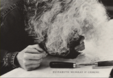 Elizabeth Murray Announcement Card 1995