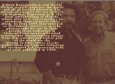Rauschenberg & Pottorf Announcement Card