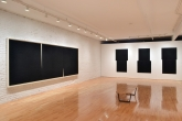 Richard Serra, Double Rift V, 2014; Equal I, 2018; Equal II, 2018; Equal III, 2018.