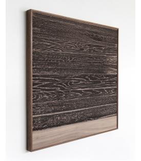 Analia Saban, Wooden Floor or Wood (Horizontal)
