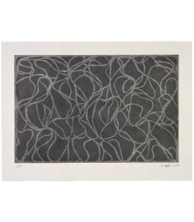 Brice Marden, L.A. Muses, 1999