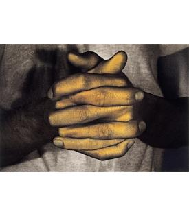 Bruce Nauman, Hands Only from Infrared Outtakes 2006