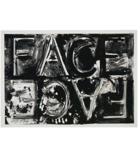Bruce Nauman, Double Face, 1981