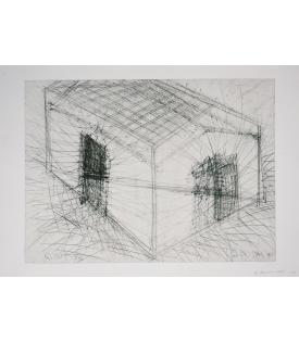 Bruce Nauman, House Divided, 1985