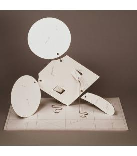 Claes Oldenburg, Geometric Mouse - Scale D, 1971