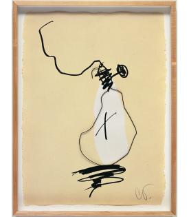 Claes Oldenburg, Hard Times Bulb-Day, 1995