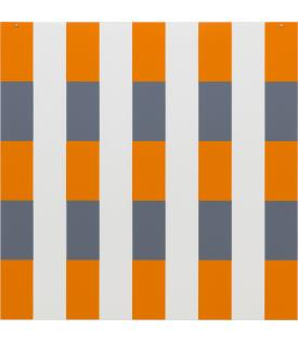 Daniel Buren, On Transparency: Situated Mylars IV, 2017-2019