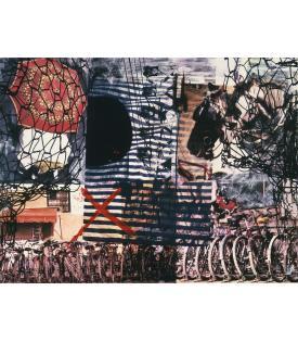 Darryl Pottorf, Horse Sense De Marra Kech, 2000