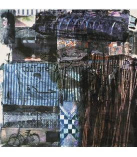 Darryl Pottorf & Robert Rauschenberg, Quattro Mani / Marrakech II, 2000