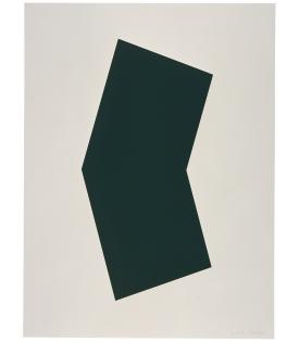 Ellsworth Kelly, Green, 2001