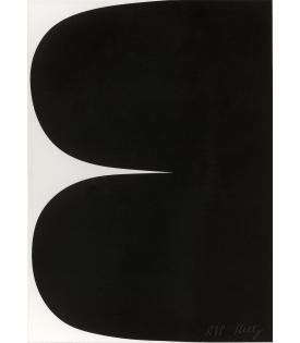 Ellsworth Kelly, Untitled (For Obama), 2012