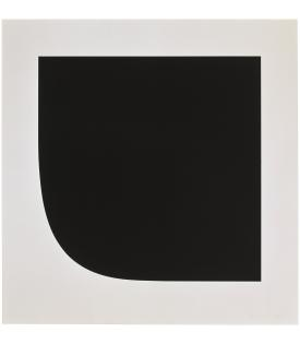 Ellsworth Kelly, Black Variation 6, 1975