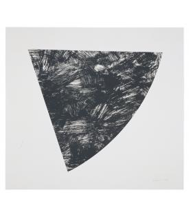 Ellsworth Kelly, Untitled (Gray State I), 1988