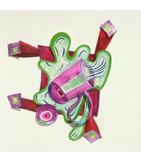 Elizabeth Murray, Body & Soul, 2001