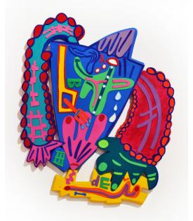Elizabeth Murray, Sweetzer Suite-Messin' Around, 2006
