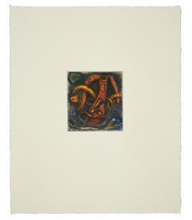 Elizabeth Murray, Foggy Day, 1995